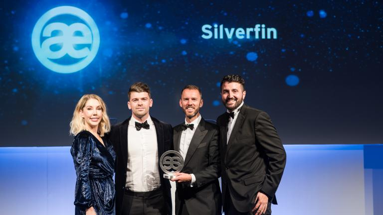 Silverfin - Accounting Excellence Software Innovation winner 2019