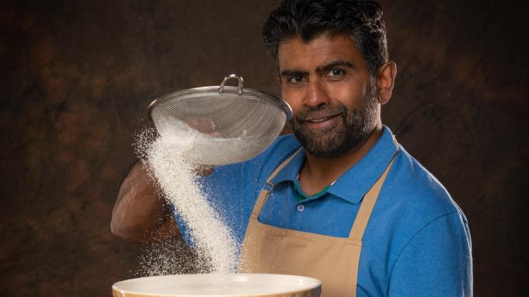 GBBO Makbul Patel