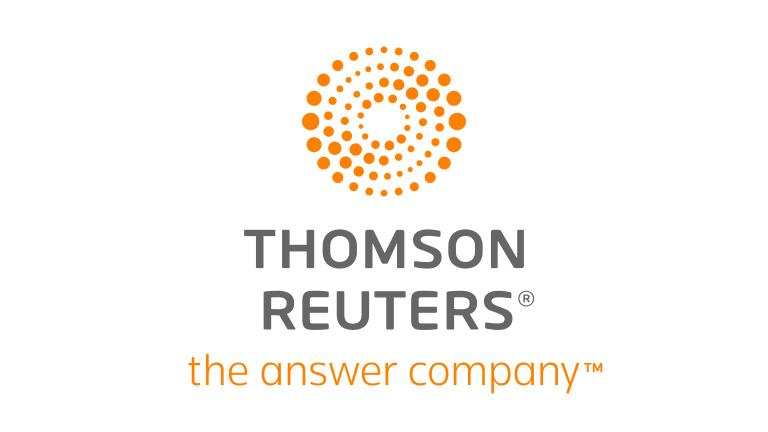 Thomas Reuters logo