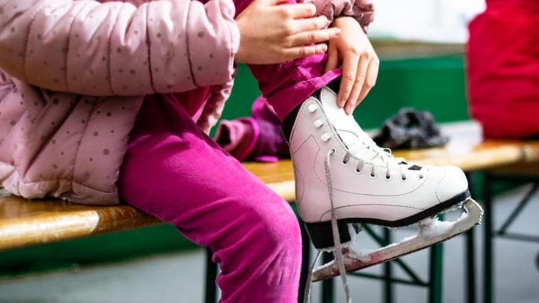 Skates for children were zero-rated for VAT.