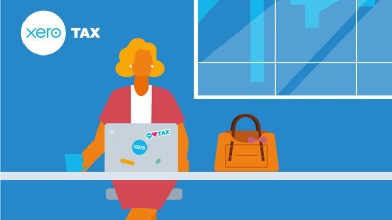 Xero Tax personal tax module, spring 2021
