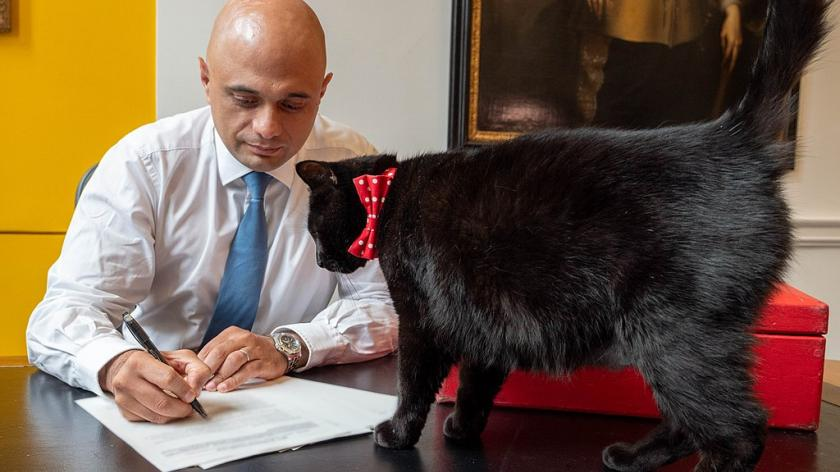 HM Cat Gladstone met with new HM Chancellor Sajid Javid