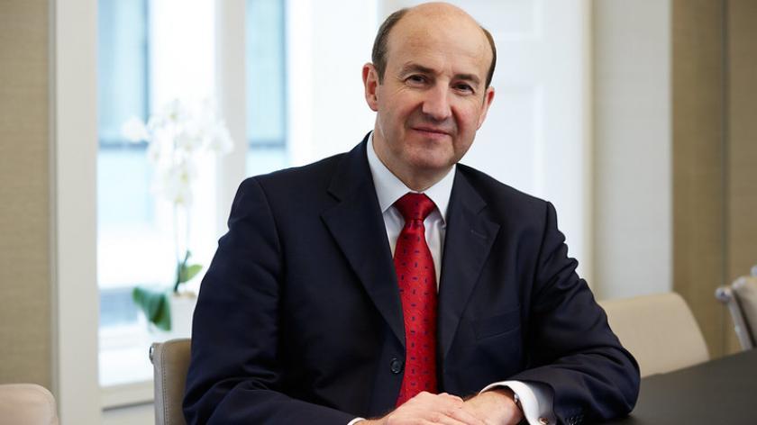 ICAEW CEO Michael Izza