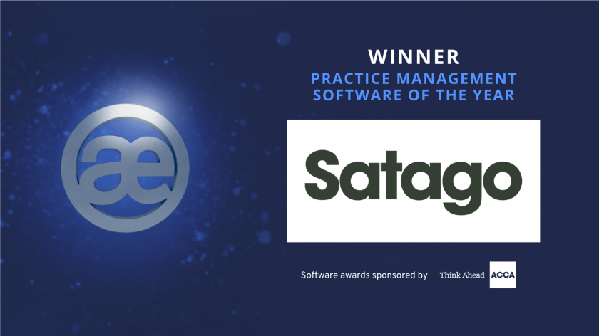 Practice management software of the year winner