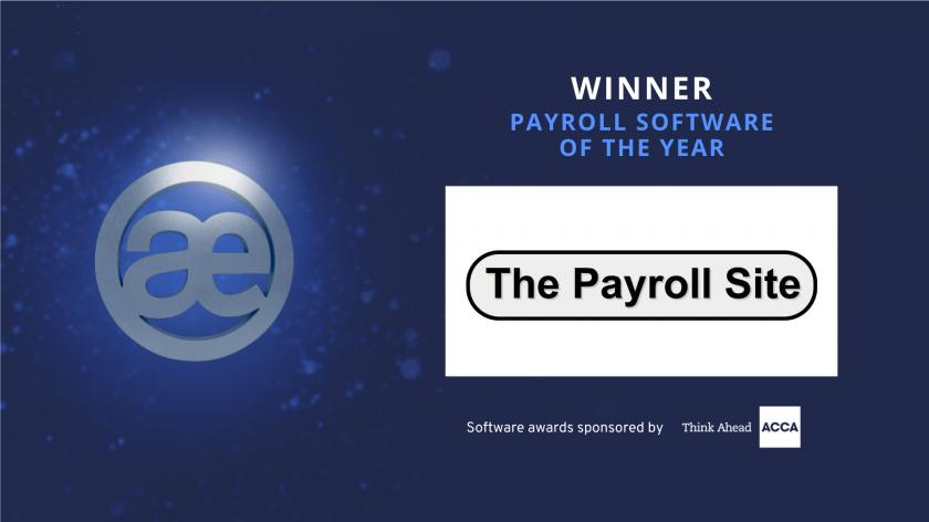 Best Payroll Software winner AE