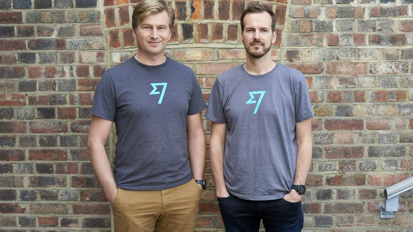 Transferwise Wise founders
