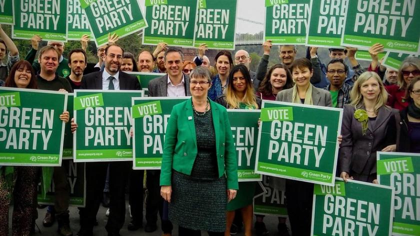 Bristol Green Supporters