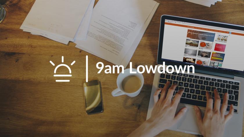 9am Lowdown