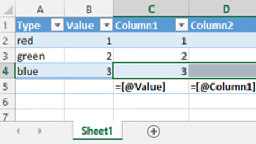 Five flaws in Excel Tables - and how to fix them | AccountingWEB