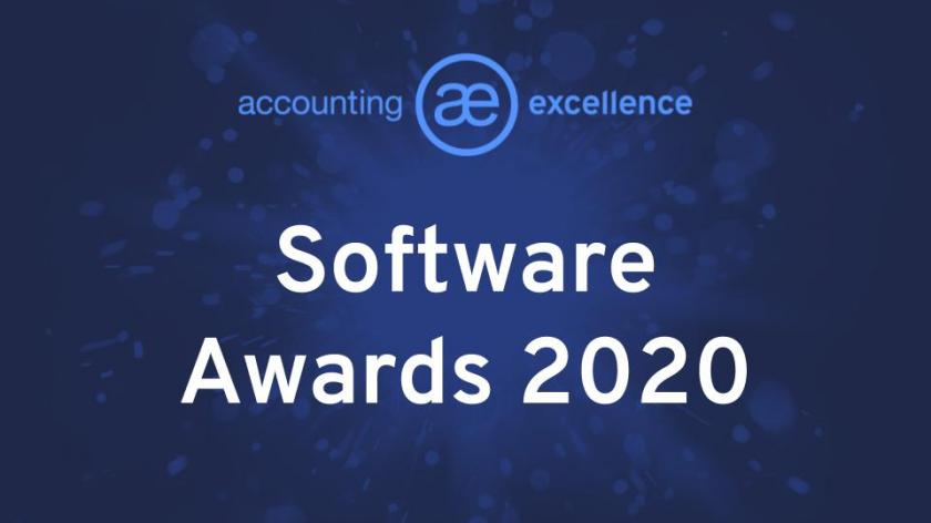 Accounting Excellence Software Awards 2020