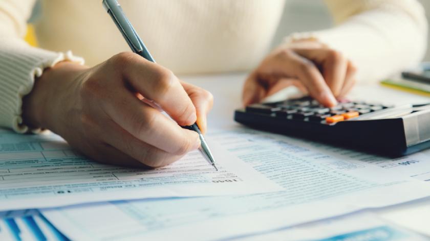 Tax return complications