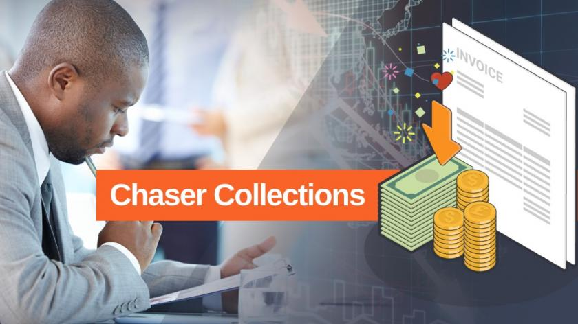 Chaser introduces debt collection service