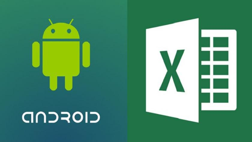 Android Excel composite