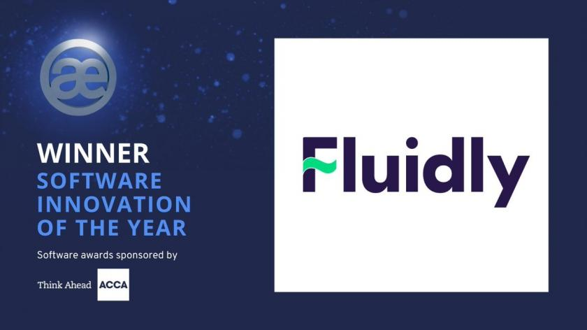 2020 Software Innovation of the Year   Fluidly Goal Planner