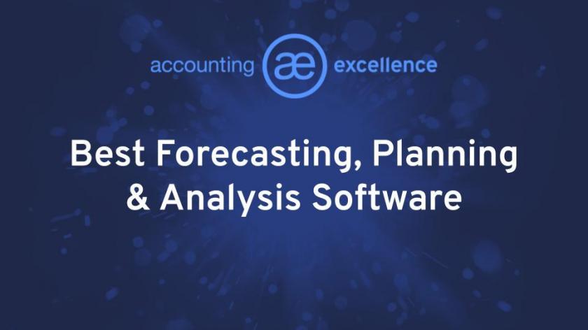 Forecasting, Planning & Analysis