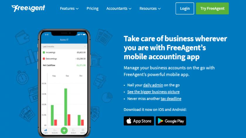 FreeAgents Android platform