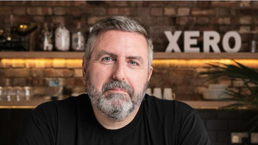 Gary Turner, founding managing director of Xero UK