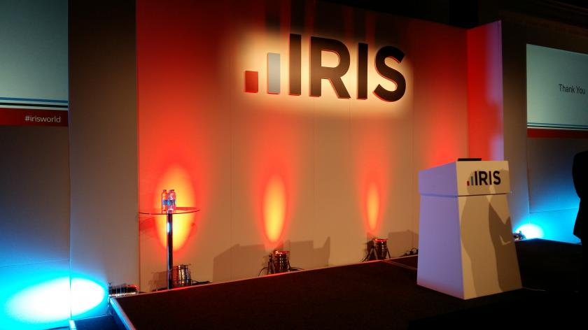 Iris World 2016 stage