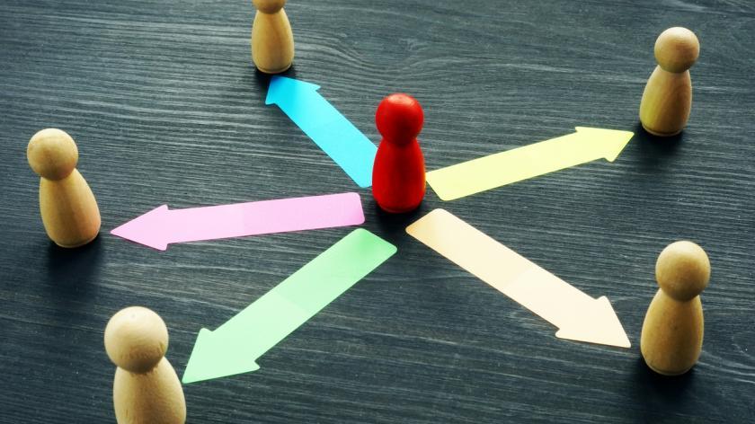 Delegating concept