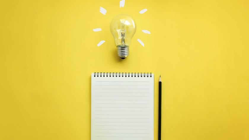 Lightbulb moment planning