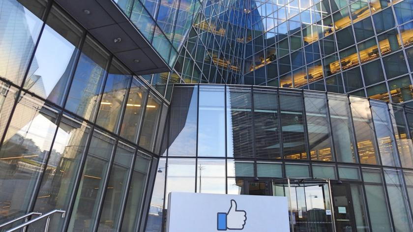 Facebook's Dublin headquarters