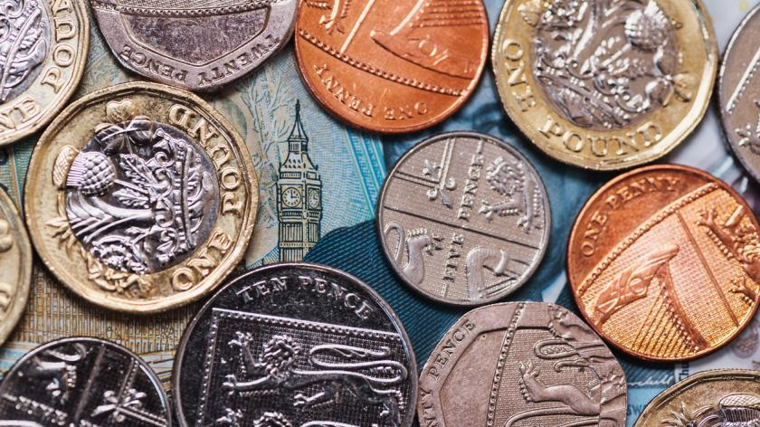 Coins and Big Ben