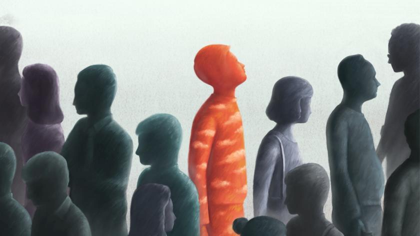 Cognitive diversity illustration.