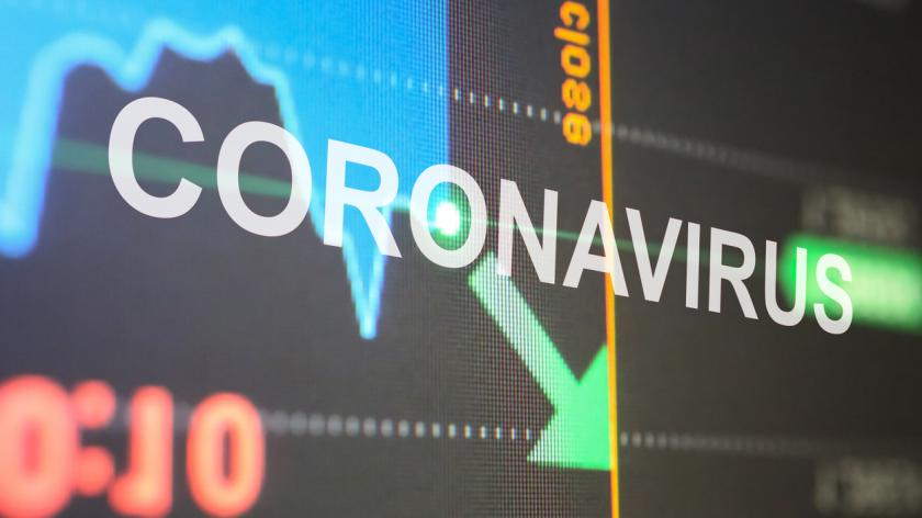 Stock market fall with Coronavirus