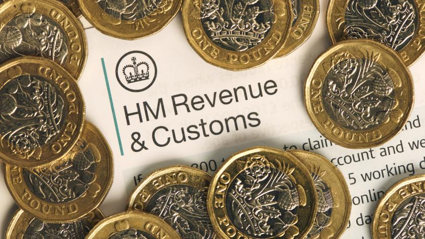 HMRC and money