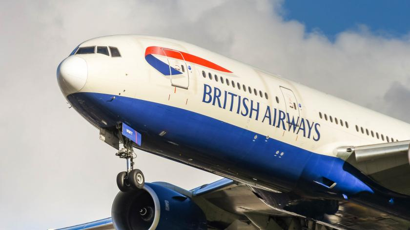 British Airways is owned by Spanish company International Airlines Group.