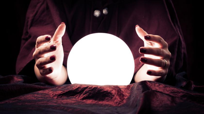 Psychic future prediction