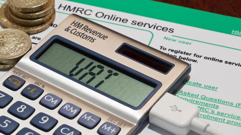 HMRC VAT payment