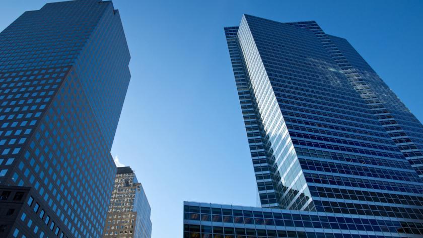 Goldman Sachs HQ in New York