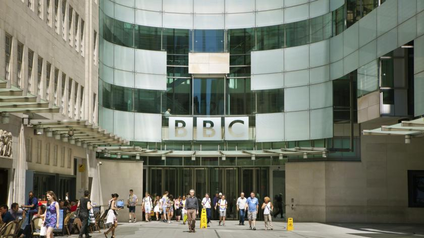 BBC head office