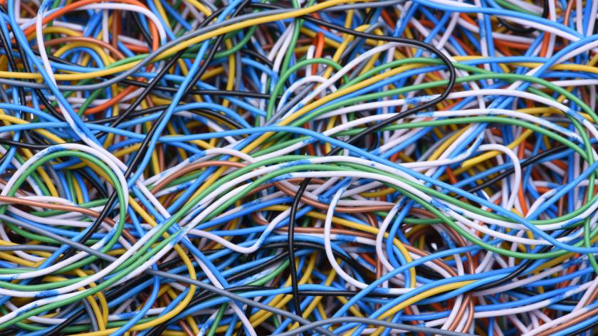 computer network wires
