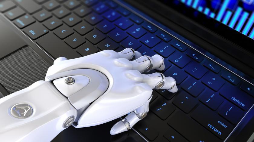 robot finance