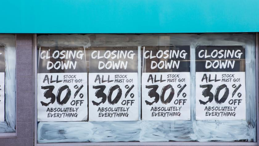 Stuart Evans says company insolvencies decrease, but will this trend continue?