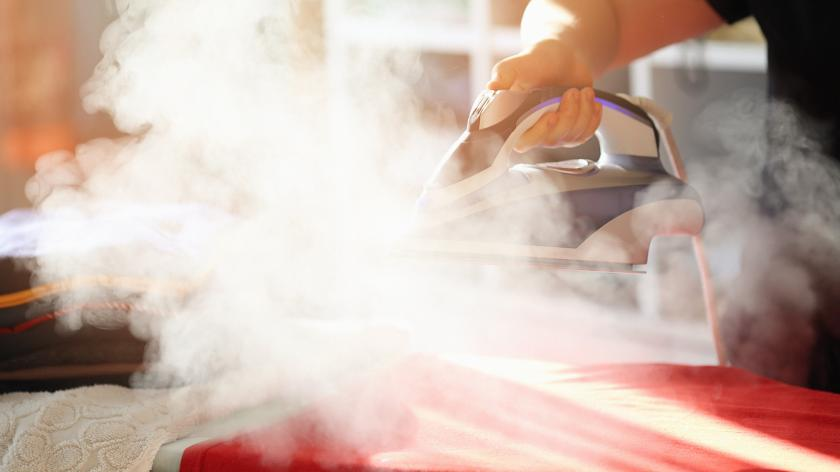The next step in open banking - iron out the wrinkles - image of a steam iron