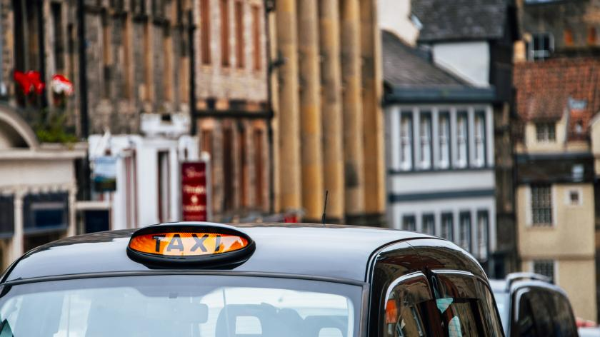 Gig workers: tax cabs
