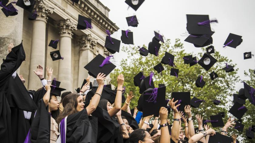 Use shares to support a student | AccountingWEB