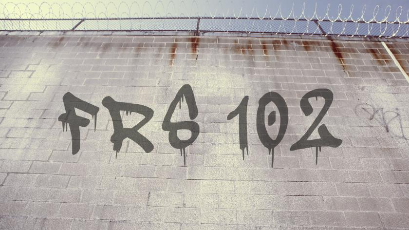 FRS 102 wall