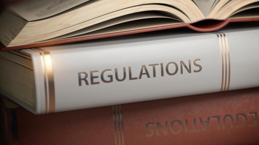 Regulations book