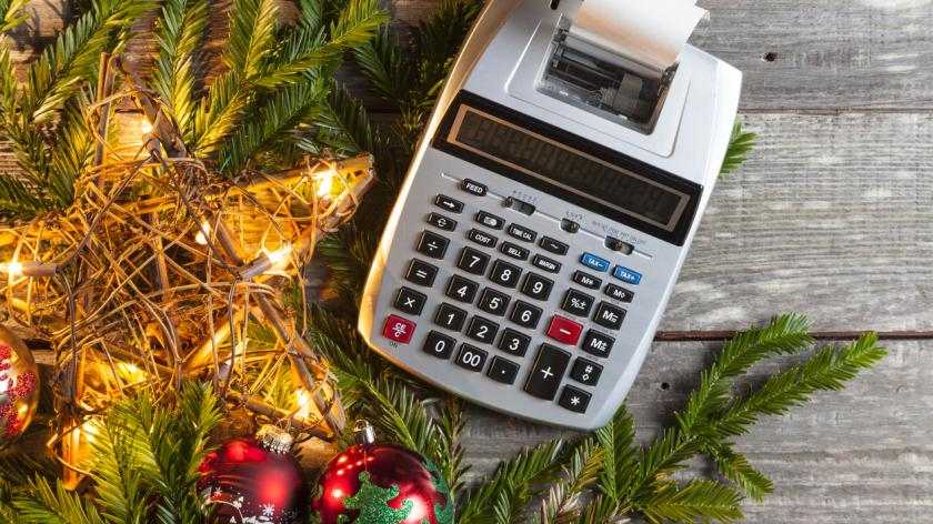Accounting Christmas