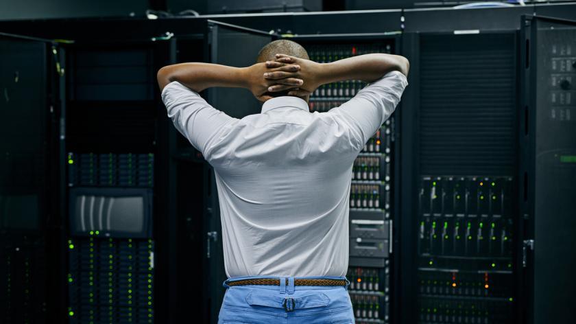 HMRC system maintenance