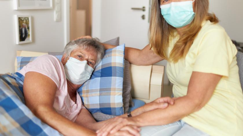 Health workers in Wales suffering from virus to get enhanced statutory sick pay