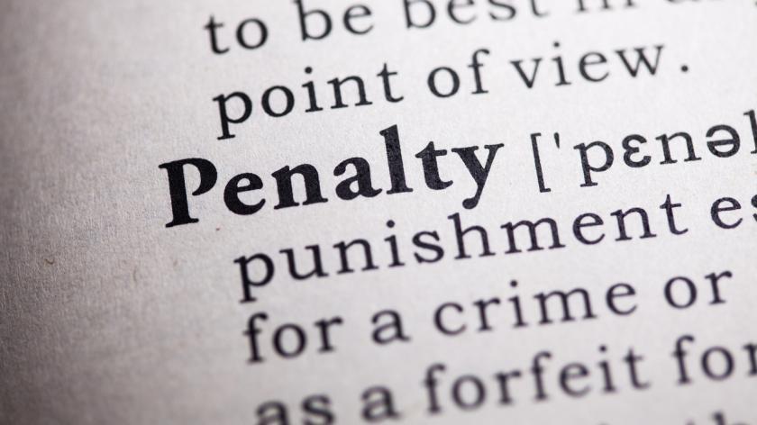 penalty definition