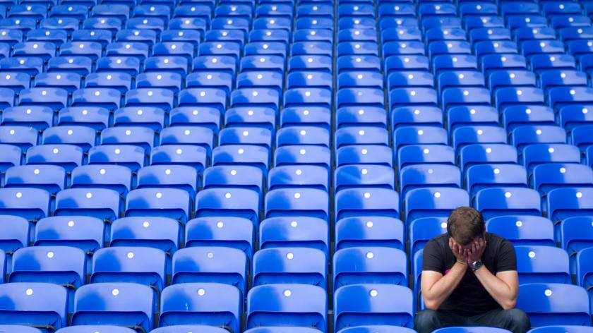 Football blues