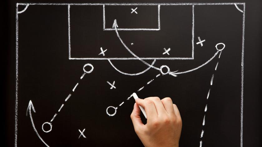 Accountants can take inspiration from sports managers