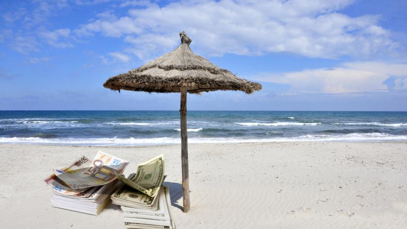 Tax Haven. The Paradise Papers