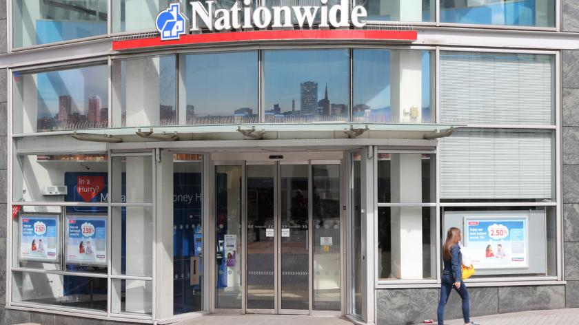 Nationwide pulls out of business banking
